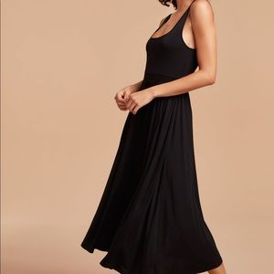 Aritzia Dresses - Aritzia Wilfred black dress NWT